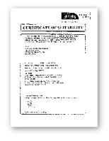 CS Certificate